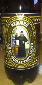 Monastyrskiy Honey Kvas