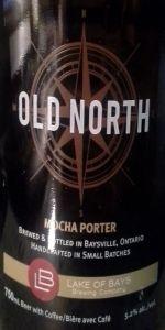 Old North Mocha Porter