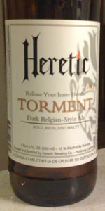 Torment Dark Belgian-Style Ale