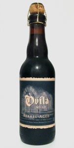Ovila Quad - Brandy Barrel Aged