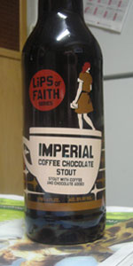 Lips Of Faith - Imperial Coffee Chocolate Stout