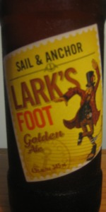 Lark's Foot Golden Ale