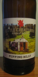 Little Creatures Puffing Billy