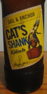Cat's Shank Kolsch