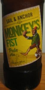 Monkey's Fist Pale Ale
