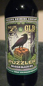 Phillips / GLB Puzzler Belgian Black IPA
