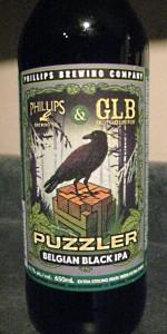 Phillips / GLB Puzzler Belgian Black IPA