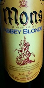 Mons Abbey Blonde