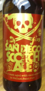 BrewDog / Ballast Point San Diego Scotch Ale