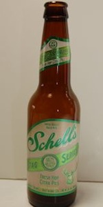 Schell's Stag Series: Fresh Hop Citra Pils
