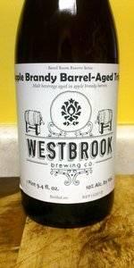Apple Brandy Barrel-Aged Tripel