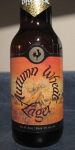 Big Rock Autumn Wheat Lager