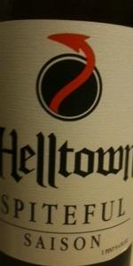 Helltown Spiteful Saison