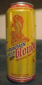 Mountain Crest Blonde