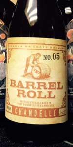 Barrel Roll No. 5 Chandelle