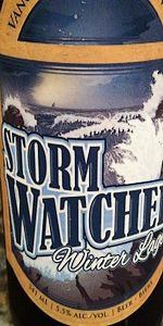 """Storm Watcher"" Winter Lager"