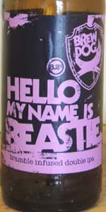 Hello, My Name Is Beastie