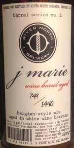 Barrel Series No. 2 - J. Marie Aged In White Wine Barrels