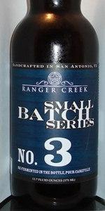 Small Batch Series No. 3: English Style Barleywine