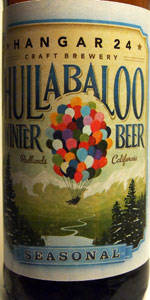 Hullabaloo Winter Beer