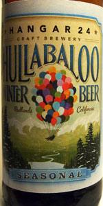 Hullabaloo Winter Beer