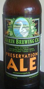 Preservation Ale