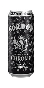 Gordon Finest Chrome