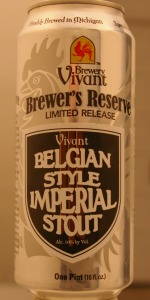Belgian Imperial Stout