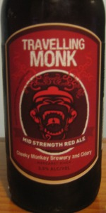 Travelling Monk Red Ale
