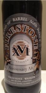 Firestone 16 - Anniversary Ale