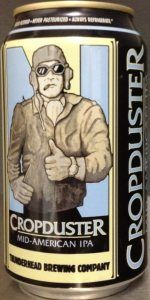 Cropduster Mid-American IPA