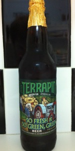 Terrapin So Fresh & So Green Green 2012