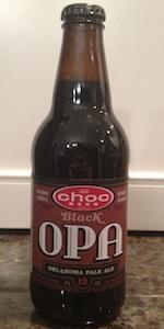 Black OPA (Oklahoma Pale Ale)