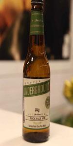 Underground Rock Pale Ale