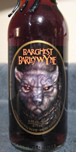 Big Rock Barghest Barlywyne