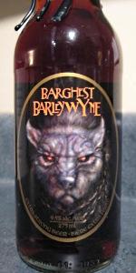 Big Rock Barghest Barlywyne