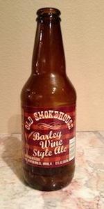 Millstream Old Smokehouse Barley Wine Style Ale