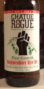 Rogue Farms Roguenbier Rye