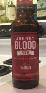"Johnny ""Blood"" McNally Red Ale"