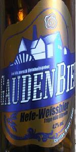 Gaudenbier Hefe Weissbier