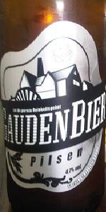 GaudenBier Pilsen