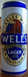 Wells Premium Lager