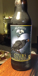 Stubs Old Crow Hazelnut Porter