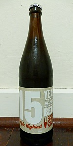 Mountain Goat 15th Anniversary Triple Hightail Ale