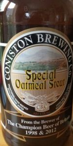 Special Oatmeal Stout