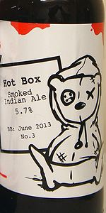 Tiny Batch Edition No. 3 - Hot Box