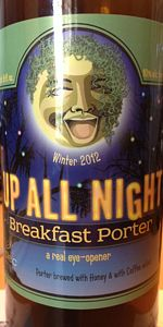 Up All Night Breakfast Porter