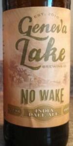 No Wake India Pale Ale