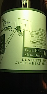 Fresh Hop Slam Dunk