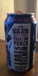 Phantom Punch Winter Stout